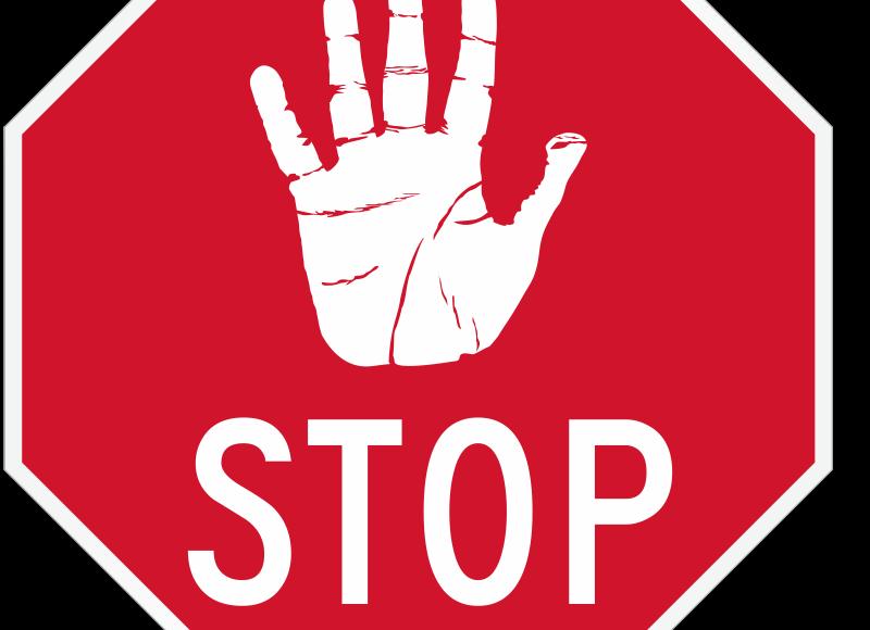 semn de stop