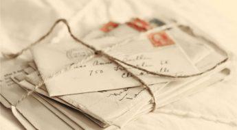 teanc de scrisori